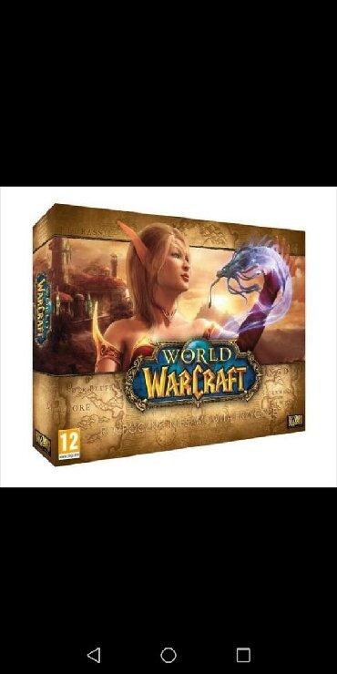 Wow - Srbija: World of WarCraft (WoW) set Kao Nov set