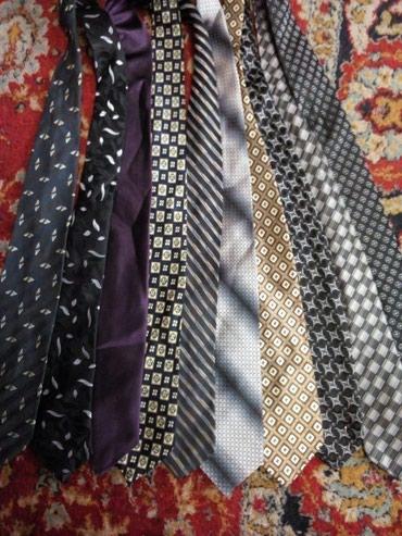 Продаю мужские галстуки. бу, в хорошем состоянии. в Бишкек