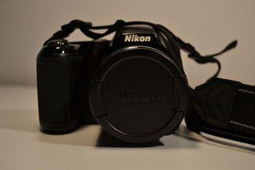 Bez torbica - Srbija: Nikon aparat coolpix L340, slabo korišćen, kao nov. Star dve godine