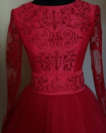 Новое национальное платье 44 размер в Бишкек