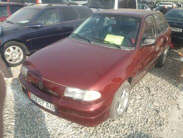 Opel - Кыргызстан: Opel Astra 1.6 л. 1992