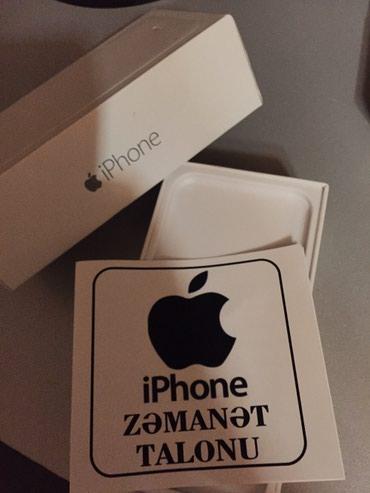 Bakı şəhərində Iphone 6 16Gb- Tam ideal veziyyetde ORIGINAL ( Ref deyil) . Telefon