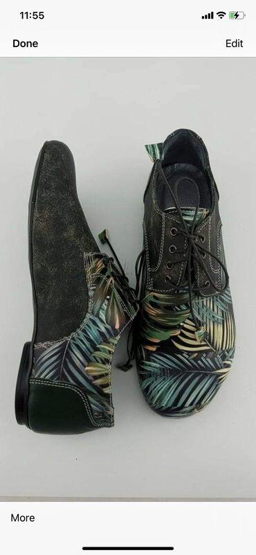Postavljen duzina - Srbija: Unikatne kozne cipele - Curious leather crafts dizajnerskog brenda - k