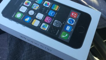 Srochno!!! Prodaiu IPhone 5S cvet space grey 16gb, sostoyanie в Бишкек