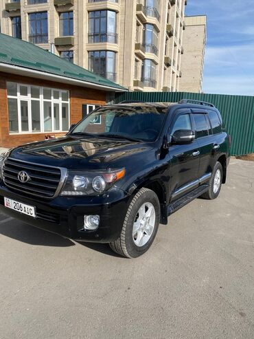 Toyota Land Cruiser 4.7 л. 2007 | 157000 км