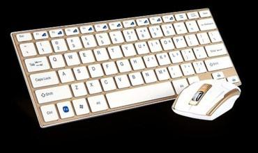 Bakı şəhərində Original HK3910 model wireless bluetooth klaviatura ve sican maus.