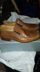 Kozne cipele kompako broj 45 nove novcate kupljene male nikada nosene - Zrenjanin