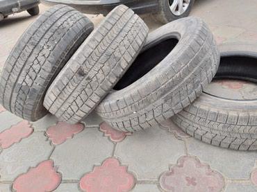 Зима липучка bridgestone vrx 195 65 15 в отличном в Бишкек