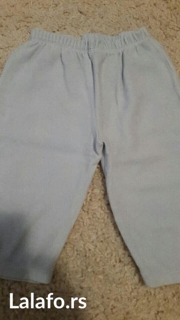 Pantalone-ca - Srbija: Plišane pantalone