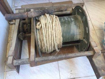 Bakı şəhərində Лебедка ручная барабанная для строительство