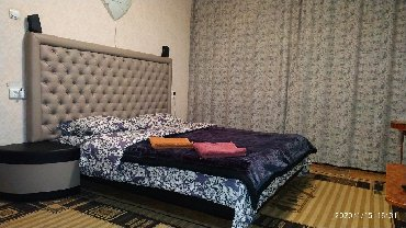 Кв для двоих. Московская+Уметалиева.В квартире чисто и уютно. Есть все