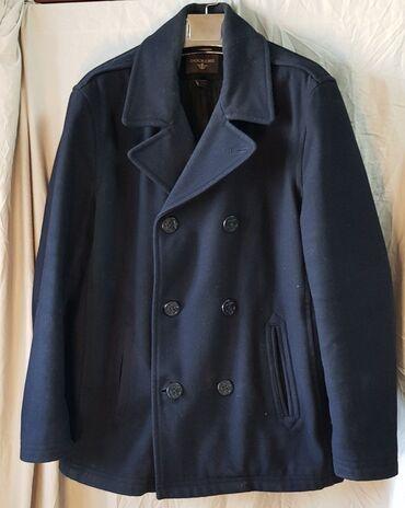 Пальто мужское Dockers. Размер указан XL. Подойдёт на 56 размер. Состо