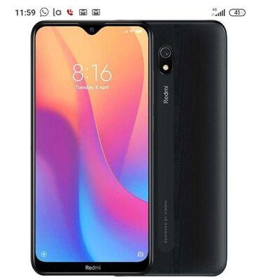 Новый Xiaomi Redmi 8A 32 ГБ Черный
