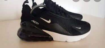 Crno bele Nike 270 :) Dostupni brojevi: 45 Cena: 3100 dinara