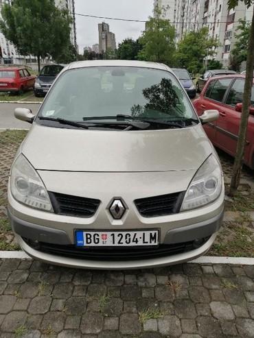 Renault Scenic 2007 - Belgrade