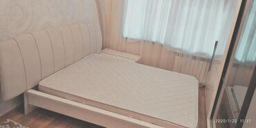 Az istifadə olunmuş yataq dəsti satılırViva firmasınindir.Matrasi