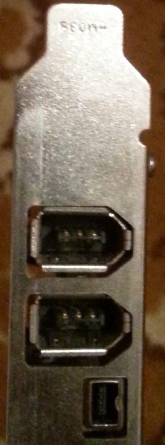 Продаю Firewire IEEE 1394 на PCI порту, 3 выхода в Бишкек
