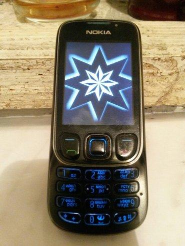 Bakı şəhərində Nokia 6303. Arginal vezyyetdedi.