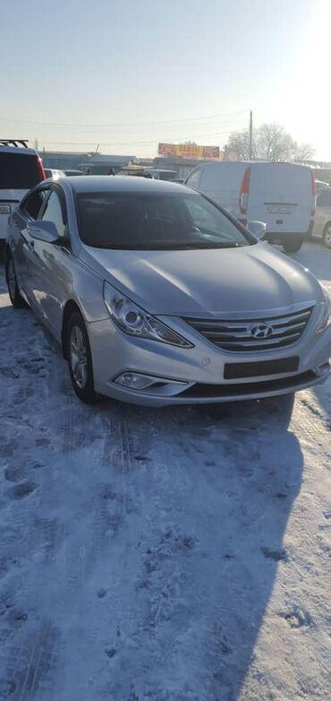 Hyundai Sonata 2 л. 2014