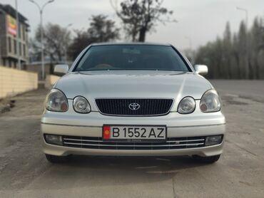 по-всем-вопросам-обращаться-по-номеру в Кыргызстан: Toyota Aristo 3 л. 2003 | 222222 км