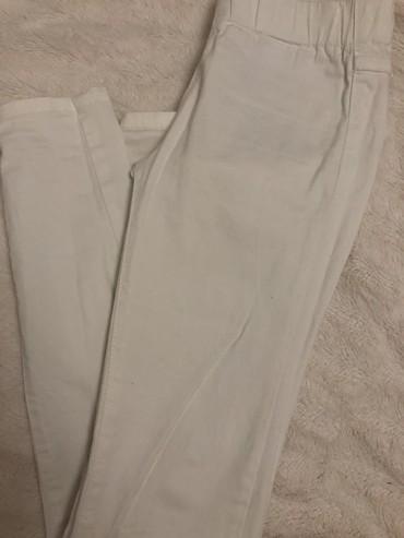 Bele-siroke-pantalone - Srbija: Zara bele pantalone