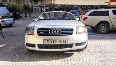 audi 80 1 8 quattro - Azərbaycan: Audi TT 1.8 l. 2000 | 276000 km