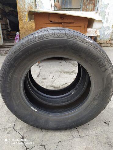 Продаю шины пара 2 всесезонка состояние нормальное.размер195/65/15