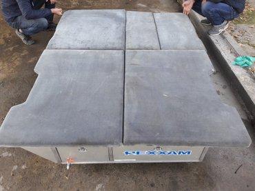 Спально-багажная система на джип tlc 70 кузов в Лебединовка