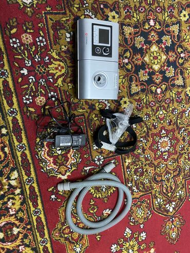 кислородный концентратор yuwell 7f 3 в Кыргызстан: BIPAP CPAP APAP аппарат б/у, использовали 2 недели. Бипап