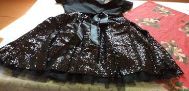 Nova svecana haljina sa sljokicama broj 42 elegantna - Belgrade
