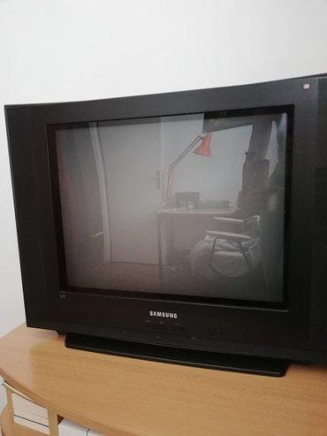 TVSamsungSlim, dijagonala 51cm, ravan ekran, originalan daljinski - Belgrade