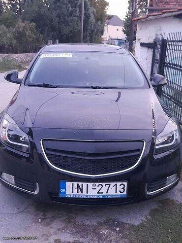 Opel Insignia 1.8 l. 2010 | 230000 km
