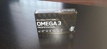 İdman qidaları Azərbaycanda: Omega 3 balıq yagından alınma qida əlavəsi Almaniyanın İronmaxx idman