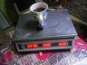 Продаю весы электронные окончательно