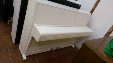 Bakı şəhərində Kiçik ölçülü, Çexiya istehsalı  Weinbach piano satılır. Krem