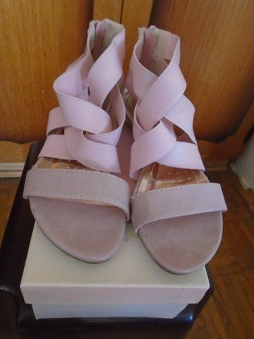Preslatke nežno roze sandalice, super za razne letnje, atraktivne - Beograd