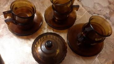 Bakı şəhərində Kofe üçün dəst, 11 azn