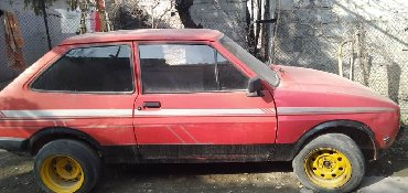 Ford Fiesta 1.6 л. 1988