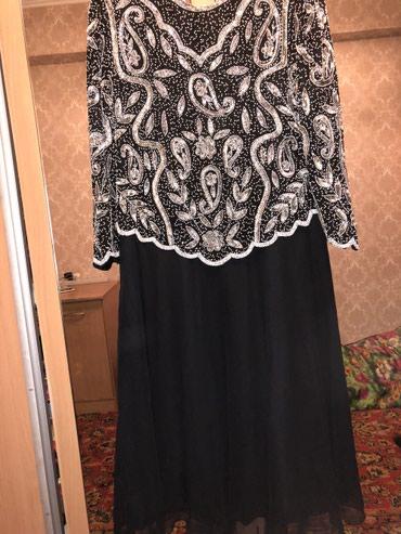 Платья в Чаек: Супервечернее женское платье !обшито паеткамицена 1000 сом покупали