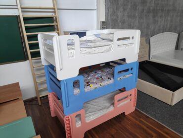 Детская кроватьКровать детская✓Матрас ватный в комплекте (наполнение