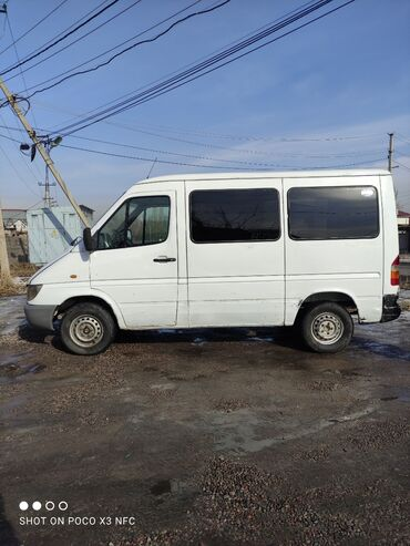 Mercedes-Benz Sprinter 2.2 л. 2003 | 15000 км