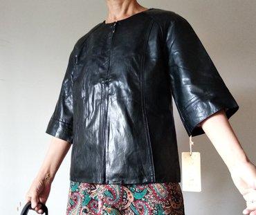 распродажа девушки в Кыргызстан: Новогодняя распродажа! Куртка из телячьей кожи. Турция. Новая