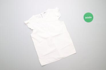 Дитяча блуза з оборками Mevis    Довжина: 50 см Напівобхват грудей: 36
