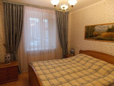 квартира ночь в Кыргызстан: Будем рады вас принять. Непрокуренная чистая квартира для двоих. День