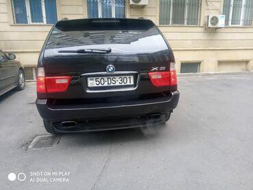 bmw m5 4 4 m dkg - Azərbaycan: BMW X5 M 4.4 l. 2003 | 999999 km