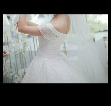 уступки будет в Кыргызстан: Продаю своё шикарное свадебное платье надевала только один раз на свою