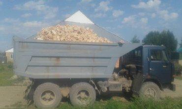 услуга зила в Кыргызстан: Камаз зил услуги грави песок отсев шебень камень кирпич