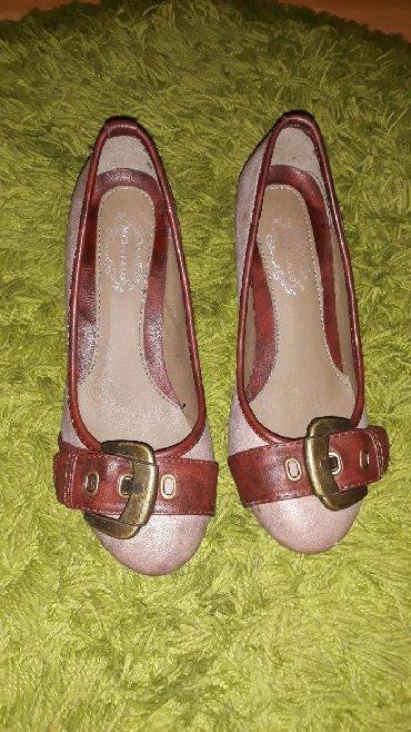 Ženska obuća | Smederevska Palanka: Cipele jednom obuvene pise 37 a ustvari su 36,5