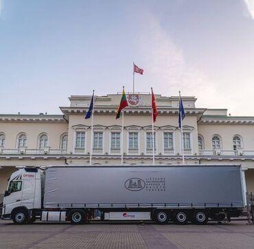 менеджер по вэд в Кыргызстан: Набор водителей Новая техника Автомат 2018-2019г машины Полуприцеп тен