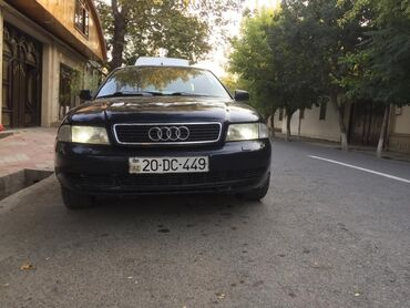 audi a4 1 9 multitronic - Azərbaycan: Audi A4 1.8 l. 1996 | 350000 km